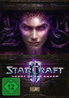Official StarCraft II: Heart of the Swarm (PC)