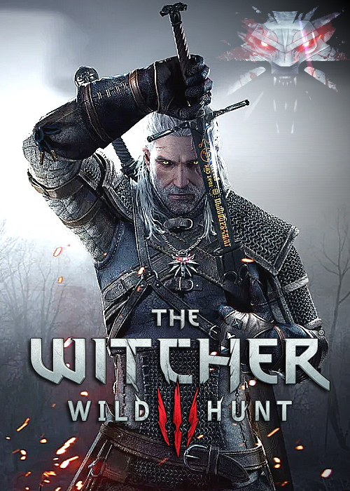 Official The Witcher 3 Wild Hunt (GoG Code)
