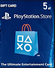 Official PSN 5 EUR (AT) - PlayStation Network Gift Card