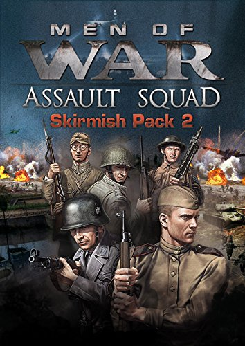 Men of War: Assault Squad: Skirmish Pack 2 DLC (PC)
