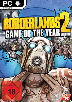 Borderlands 2 Game of the Year Edition (PC/Mac/EU)