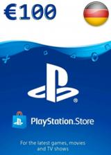 PSN 100 EUR (DE) - PlayStation Network Gift Card
