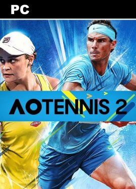 Official AO Tennis 2 (PC)
