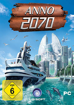 Official Anno 2070 (PC)